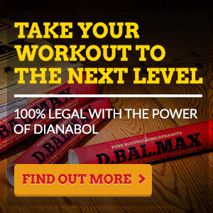 D-Bal MAX Review - Dianabol Alternative?